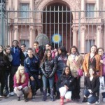 0612_Exchanges_Payton students visit Plaza de Mayo and Casa Rosada