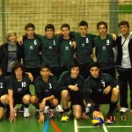 UK_Volley Team_Epsom College with Monica and Roberto