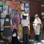 ESSARP Art Festival (Junior Category): obra grupal