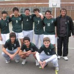 BDS First volley-boys team_2nd Place
