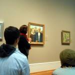 "Chicago Art Institute: ""American Gothic"""