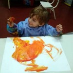 K2 Elephants: Mixing colours