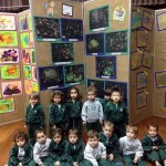 0815_Visiting the Art exhibition