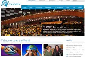 THIMUN Foundation homepage-small