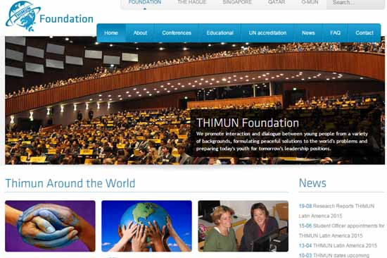 THIMUN Hague XLIX Recap   Best Delegate Thimun The THIMUN Foundation s mission is    to promote and foster collaborative  solution oriented discussion to important issues by instilling a life long  passion